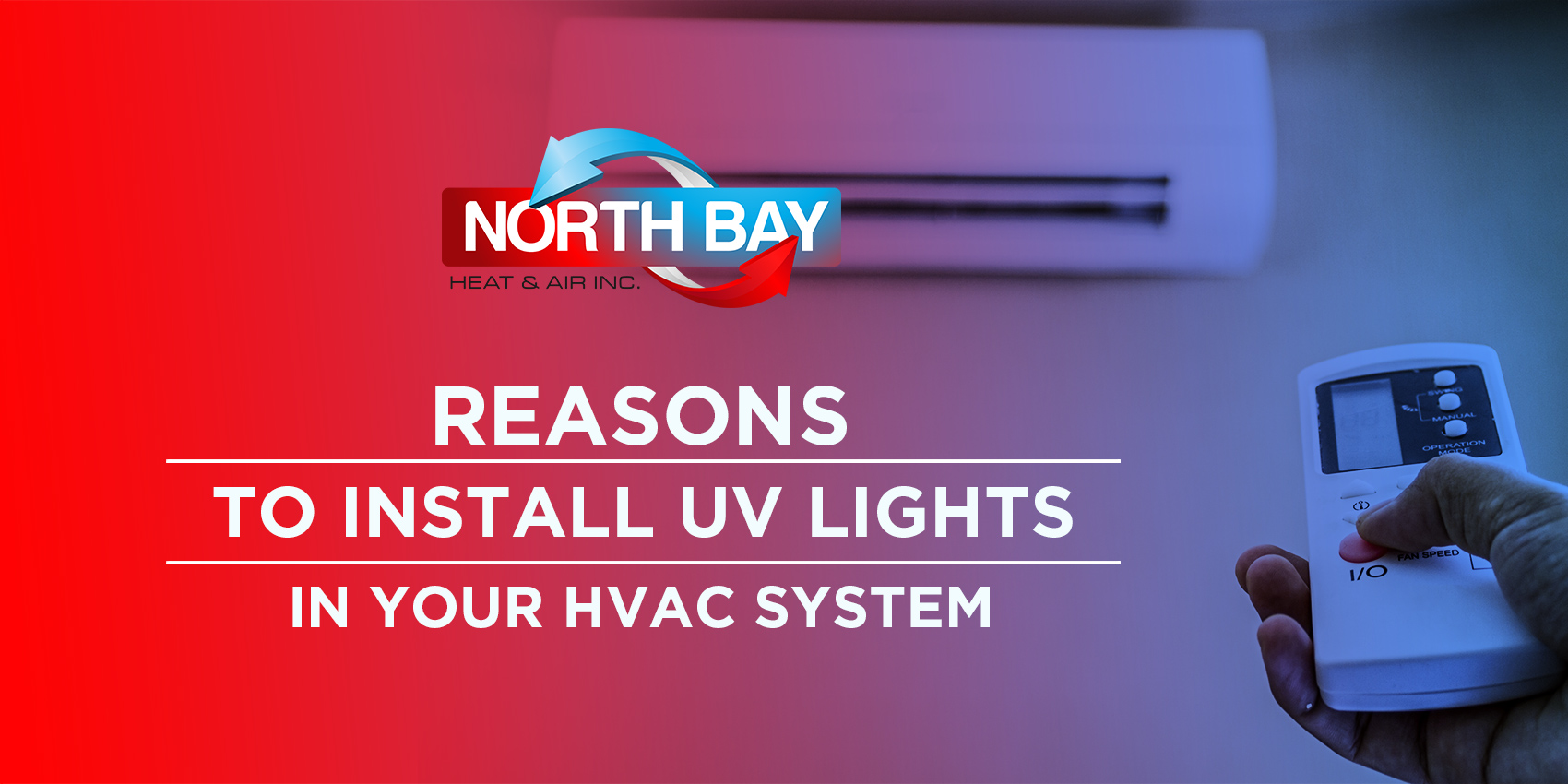 Reasons to Install UV Lights in Your HVAC System